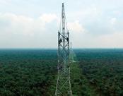 马来西亚500千伏组塔