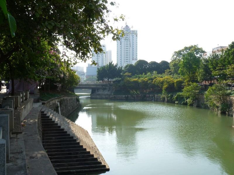 广西南宁城市内河黑臭水体治理工