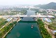 广西崇左大桥主跨合龙 挂篮施工承载力创世界之最