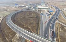 中建一局首条PPP模式公路项目开港大道全线通车