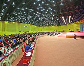 第十四届工程建设行业信息化高峰论坛暨信息化成果展示交流会 在郑州隆重召开
