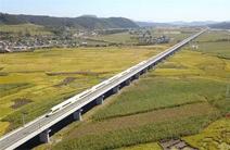 中国铁建参建哈牡高铁正式开通运营